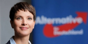 Frauke Petry ist Co-Bundessprecherin der AfD