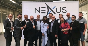 "Die Nexus Global ""Familie"" um Christian Michel Scheibener und Michael Thomale"
